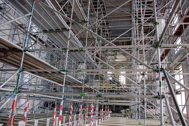 Schäden an Klosterkirche Schuttern größer als erwartet