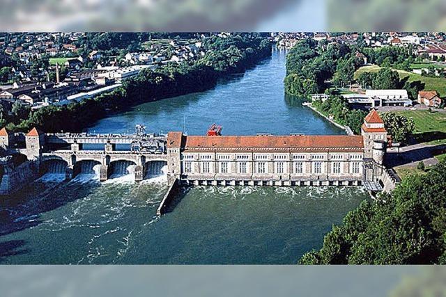 Weiter Strom aus Wasserkraft
