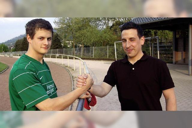 Matthias Piper trifft Mathias Pieper