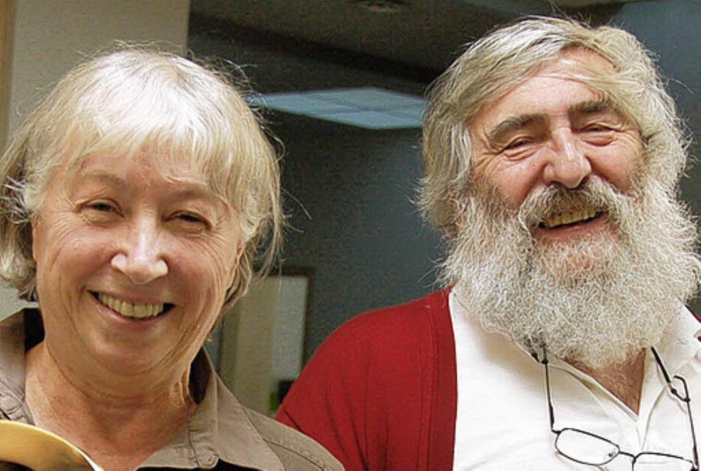 Ursula und Michael Sladek     Foto: Jacob