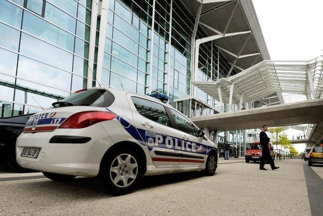Euro-Airport: Noch keine heiße Spur nach Mord am Fluglotsen