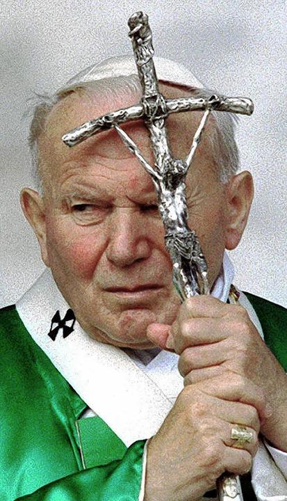 Im Zeichen des Kreuzes, 1996  | Foto: usage Germany only, Verwendung nur in Deutschland