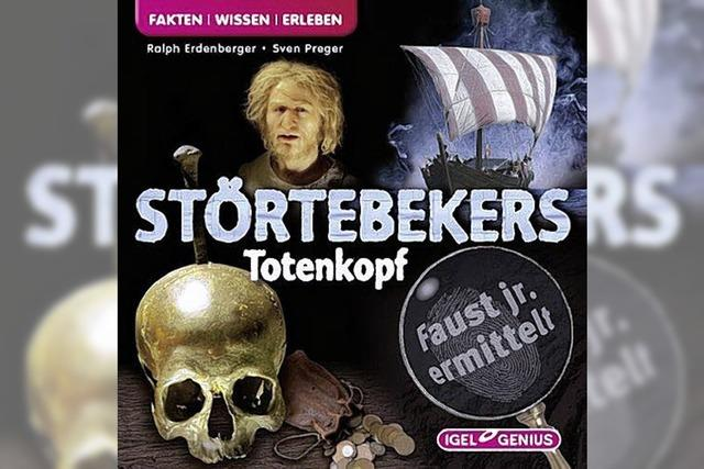 KINDERHÖRBUCH: Störtebekers Totenkopf
