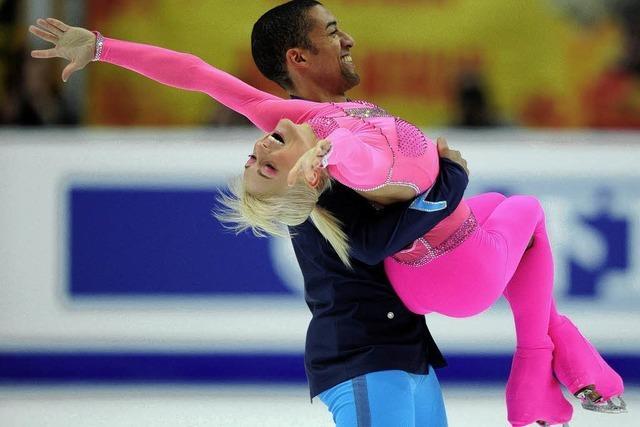 Savchenko und Szolkowy werden erneut Paarlauf-Weltmeister