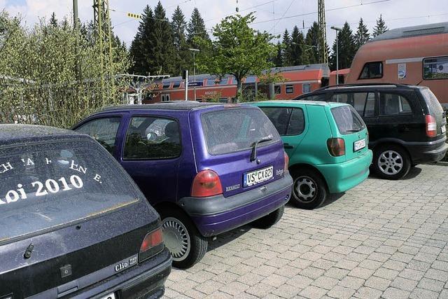 Parkgebühren diskutieren
