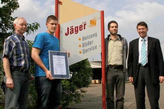 Philipp Jörger hat den richtigen Beruf gewählt
