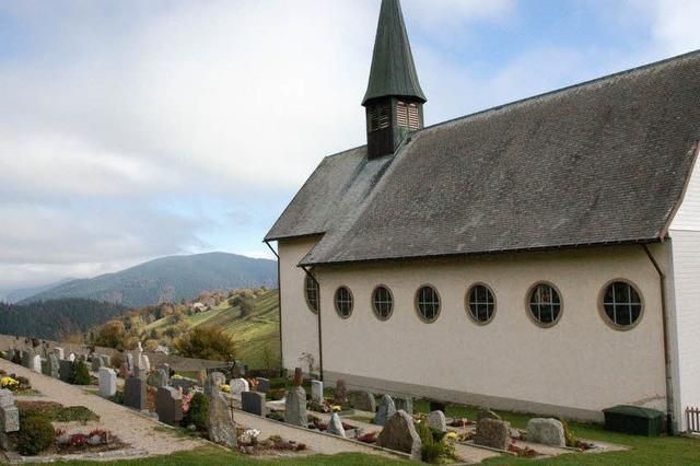 Die Friedhöfe werden neu geplant