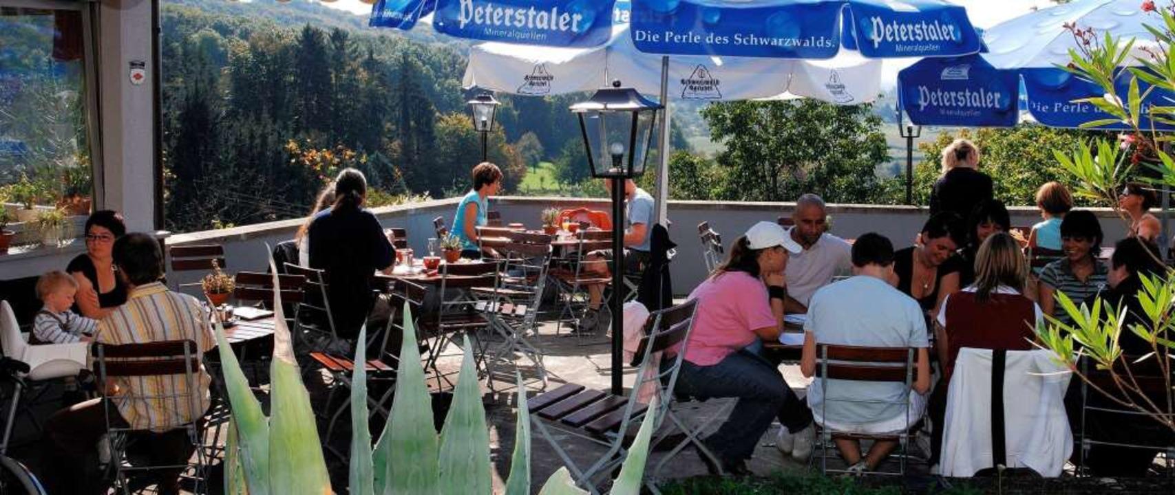 Winzerschenke Burg Café Landeck: Brägele bei Ritter Kunibert ...
