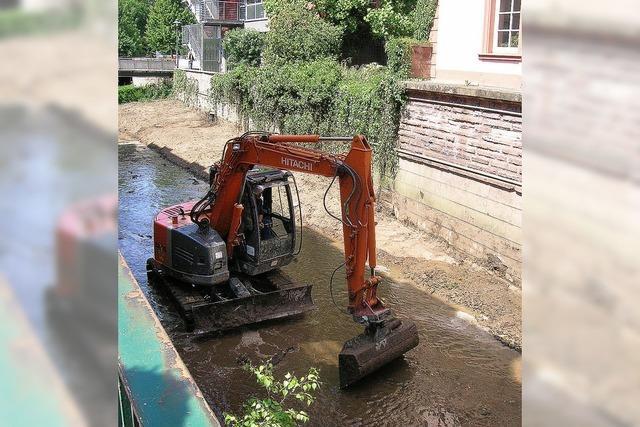 Der Brettenbach wird fit fürs Hochwasser