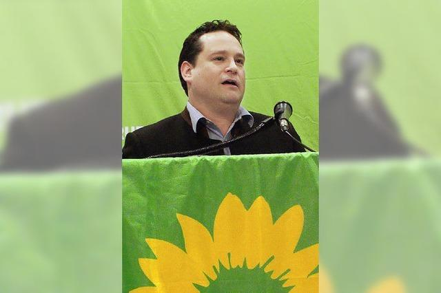 Bonde (Grüne) wird Minister im Landeskabinett