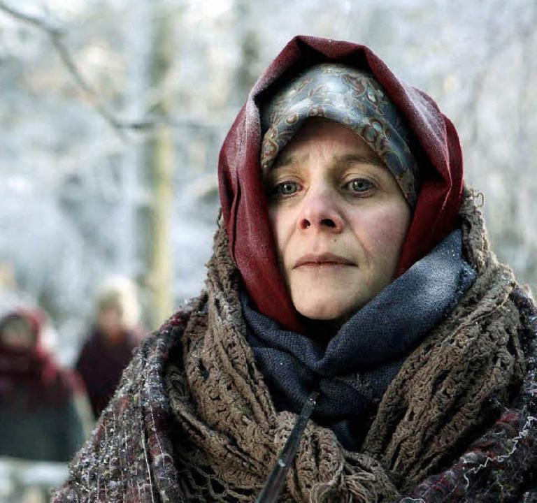 Die Professorin im Lager: Emily Watson  | Foto: nfp