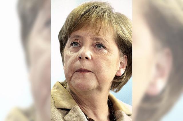 Die Wortwahl macht Merkel keine Freude