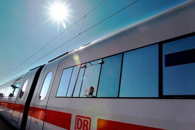 Strom für die Hochrheinbahn in Sicht