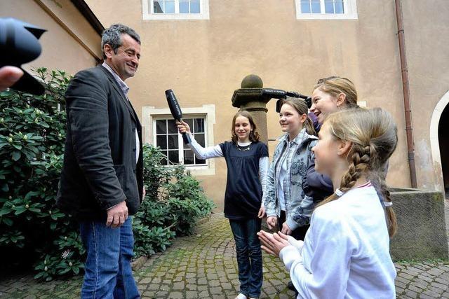 Konrad-Adenauer-Preis für die Badische Zeitung