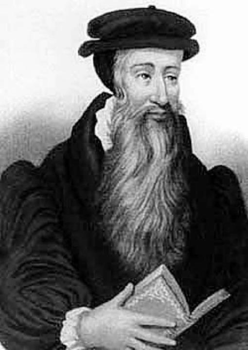 """Killer of Joy"": John Knox  | Foto: -"