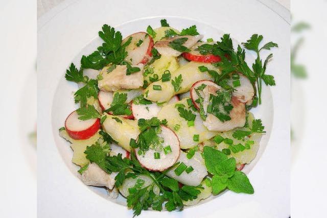 Stechls Standgericht: Kartoffelsalat auf die knackige Art