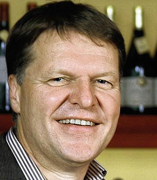 Hermann Pilz, Chefredakteur der Fachzeitschrift Weinwirtschaft  | Foto: privat