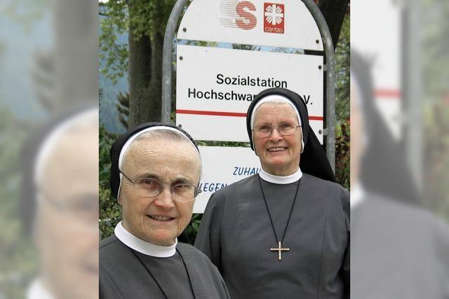 Die letzten Ordensschwestern verlassen Neustadt