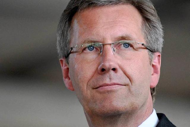 Bundespräsident Wulff – ein Mann auf der Suche