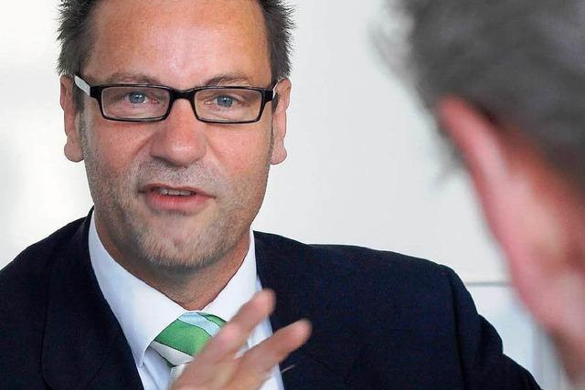Peter Hauk: CDU bis zu fünf Jahre in der Opposition