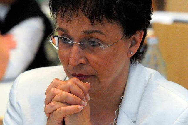 Zitterpartie für Birgit Homburger
