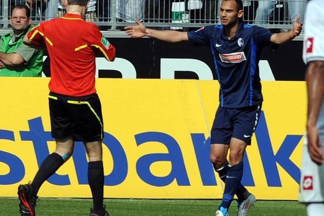 Toprak fliegt und der SC Freiburg verliert