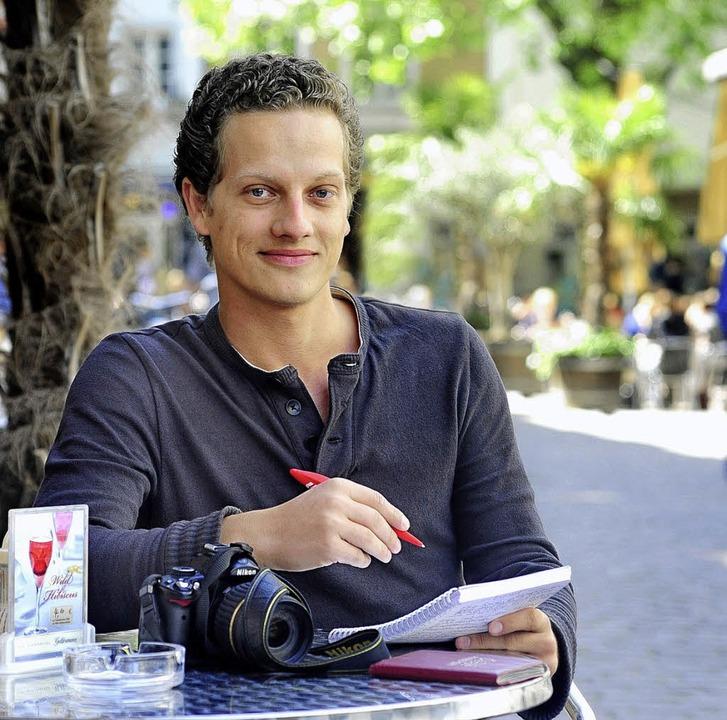 Marc Röhlig schreibt eigentlich auf www.soukmagazine.de  | Foto: Kunz