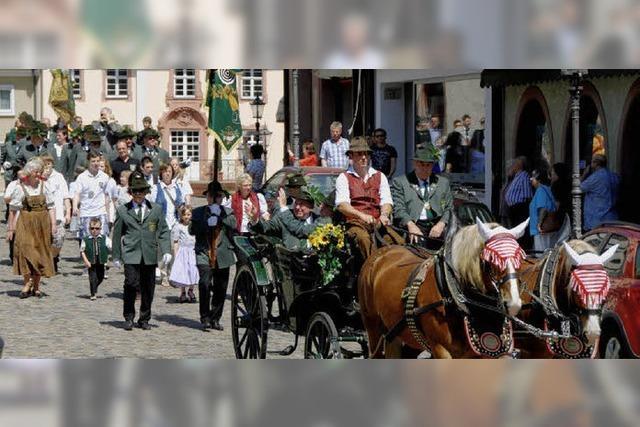 Schützenfest mit besonderer Prägung