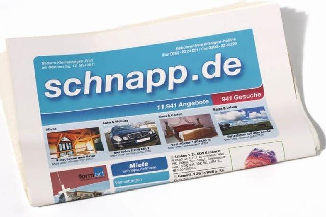 Schnapp wird schnapp.de