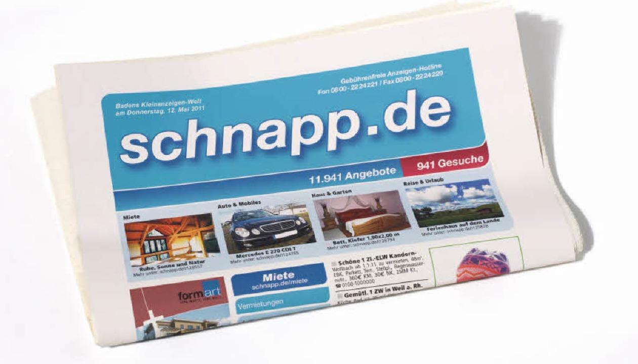schnapp  | Foto: bz