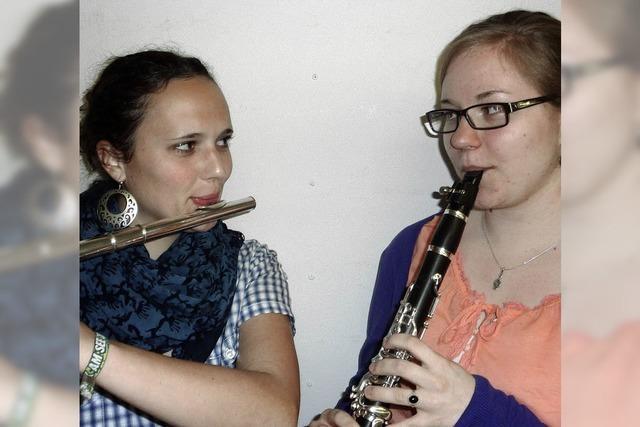 Gold für zwei junge Musikerinnen