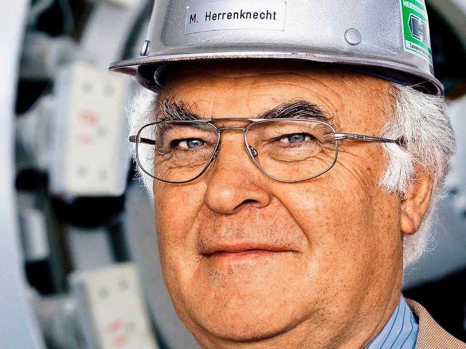 Martin Herrenknecht   | Foto: Privat