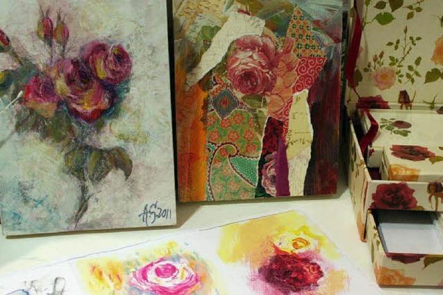 Eintauchen in eine poetische Blütenwelt