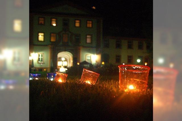 Das Lichterfest erhellt die Frühlingsnacht