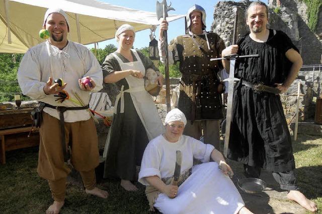 Haufenweise Mittelalter