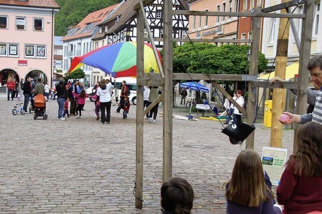 Waldkirch spielt international