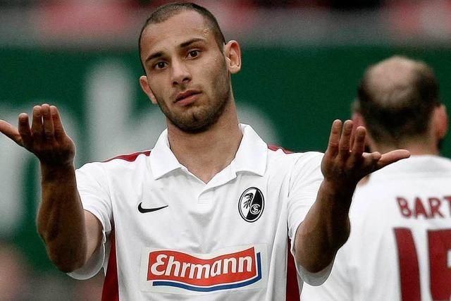 Toprak behält die SC-Freiburg-Fans im Herzen