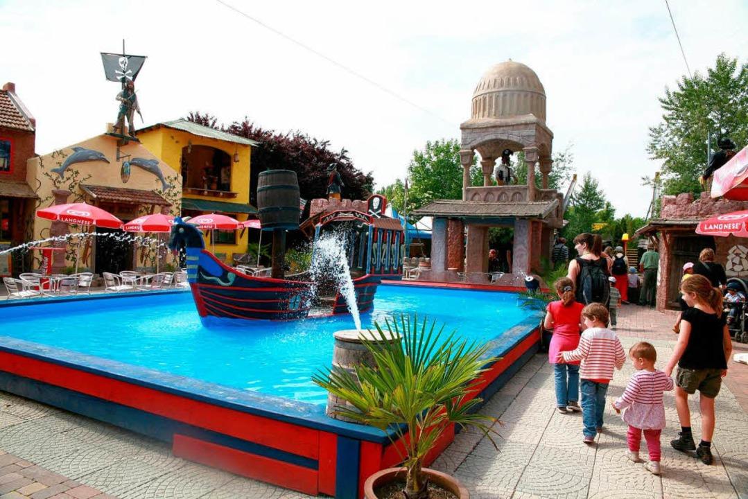 Der Familenpark Funny-World.  | Foto: Sandra Decoux-Kone