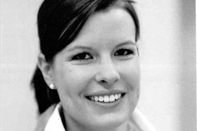 Julia Arndt ist Sportkoordinatorin