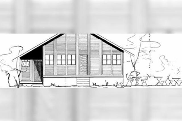 Ein Gasthaus mit Blick über Öflingen