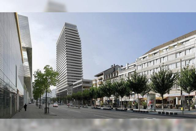 Basel wächst in die Höhe