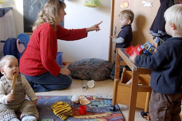 Einsatz für kleine Kinder