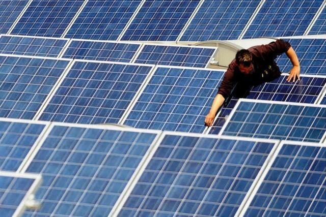 Freiburger Solarstrom AG mit Gewinnsprung