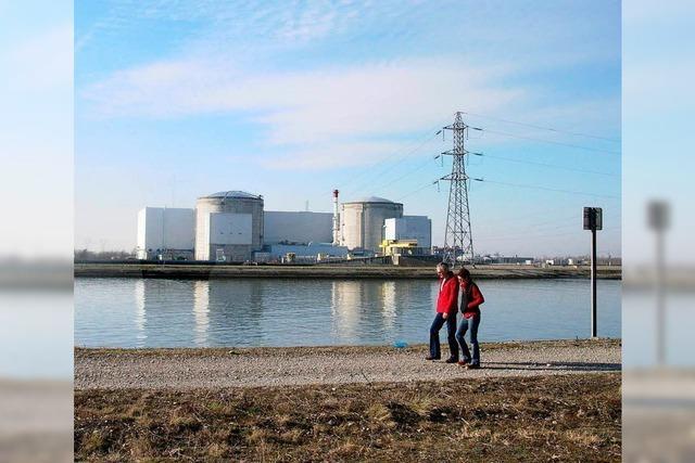 Schlechte Noten für Notfallpläne für Reaktorunfall