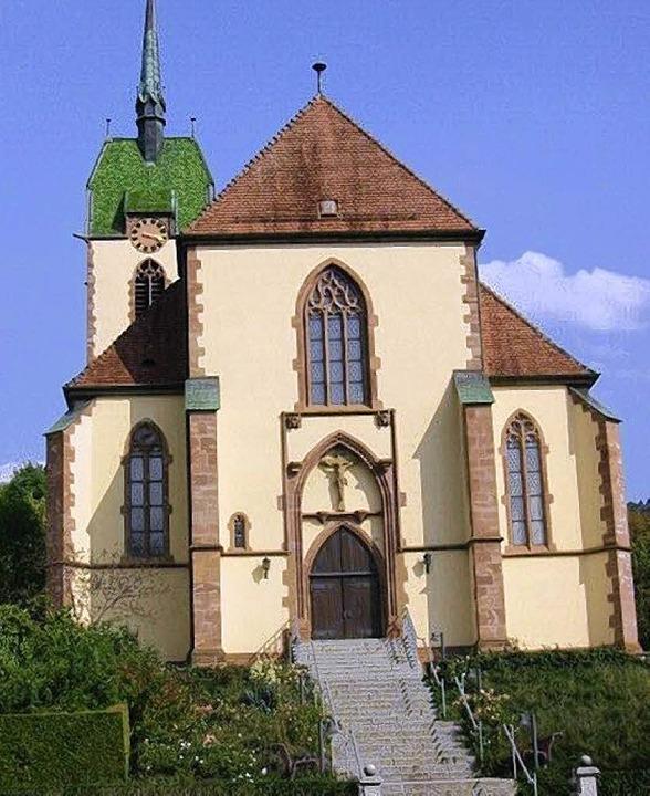 Rund um die Pfarrkirche St. Ulrich fei...te und hinterlassen Müll und Scherben.  | Foto: alfons Ebner