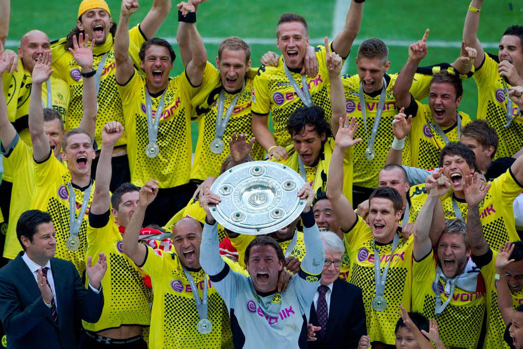 Borussia Dortmund Deutscher Meister