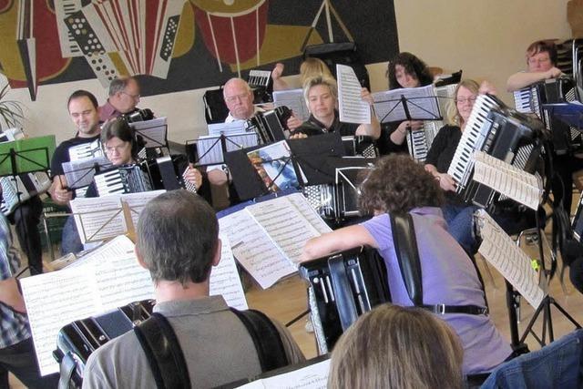 Das ganz große Orchester