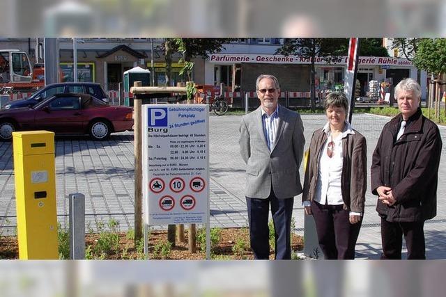 168 neue Parkplätze in Friedlingen