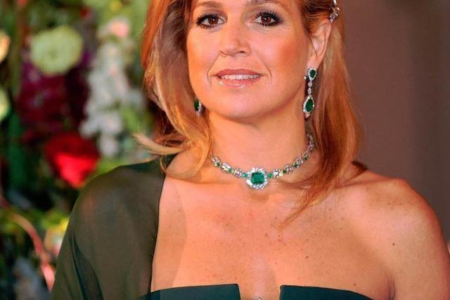 Prinzessin Máxima wird 40