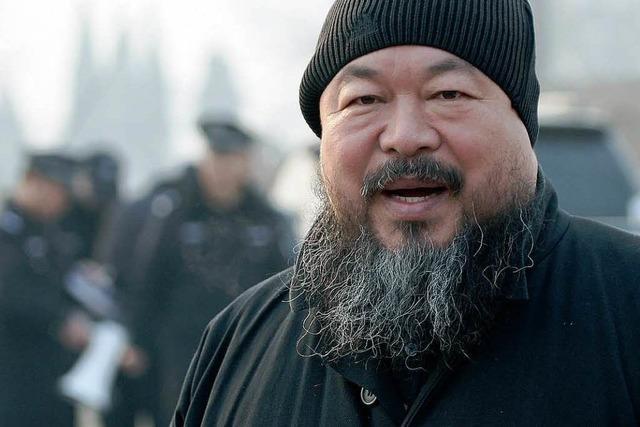 Ein erstes Lebenszeichen – Ai Weiwei durfte seine Frau sehen